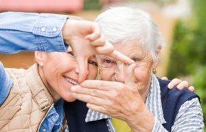 Beratungsangebote und Hilfe für pflegende Angehörige