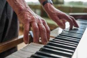 Musik bei Demenz hilft den Betroffenen